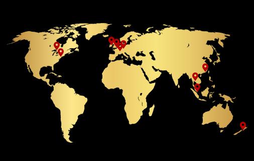 Global Gold Storage