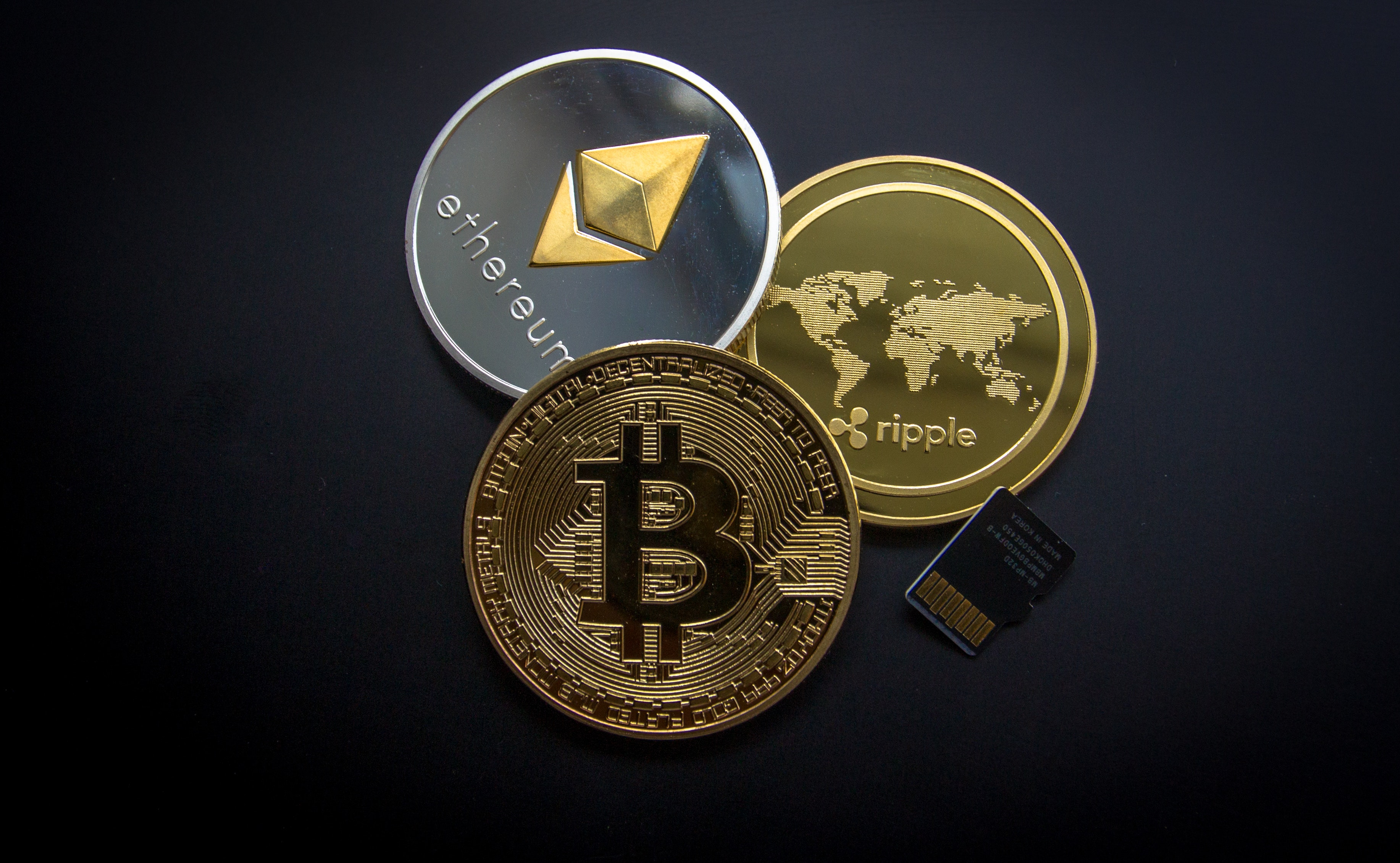 Crypto and Gold Services
