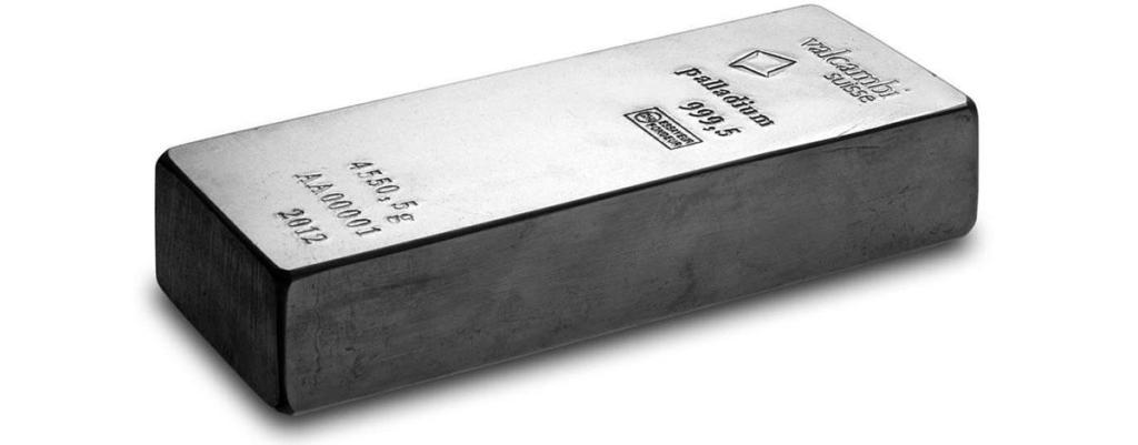 Palladium a precious metal in high demand or a bubble destined to burst (2)