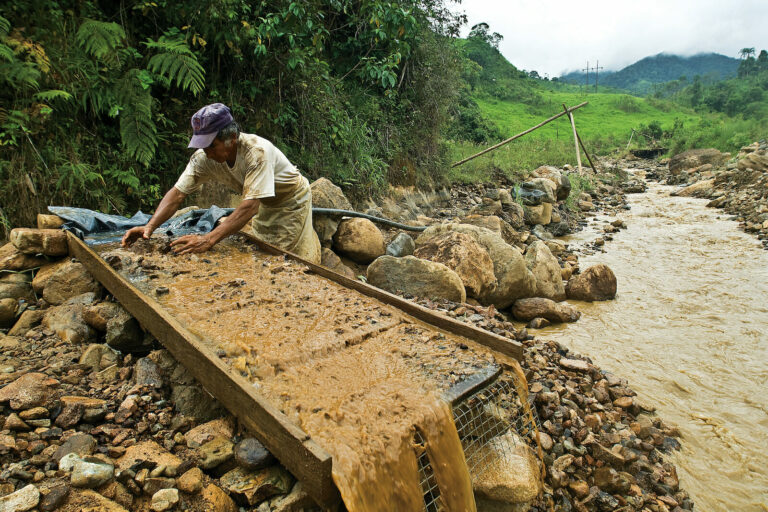 Gold Mining Can Tarnish Your Investment | J Rotbart 21